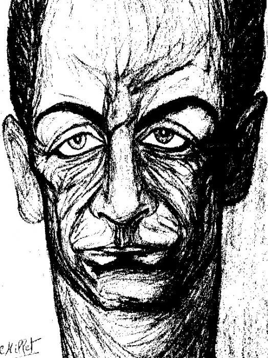 Nicolas Sarkozy by cindymillet